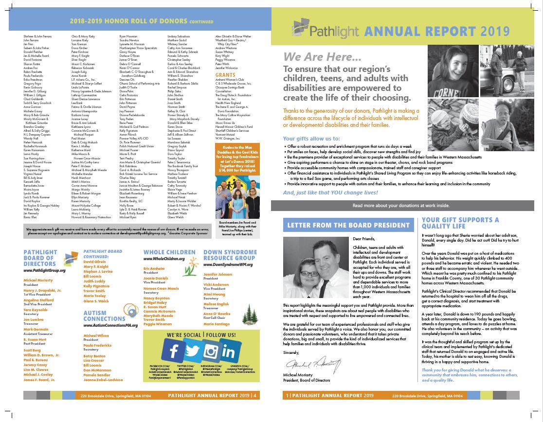 PL Annual Report 2019