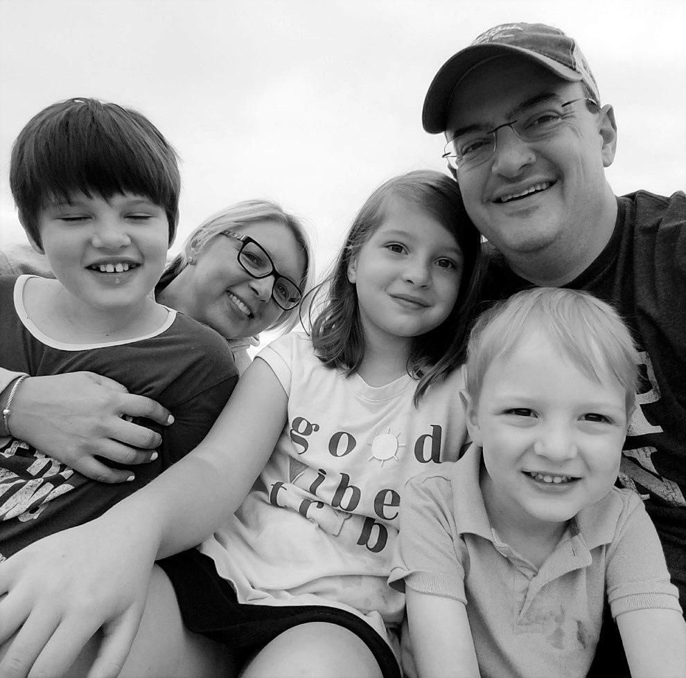 John Lumbra and Family